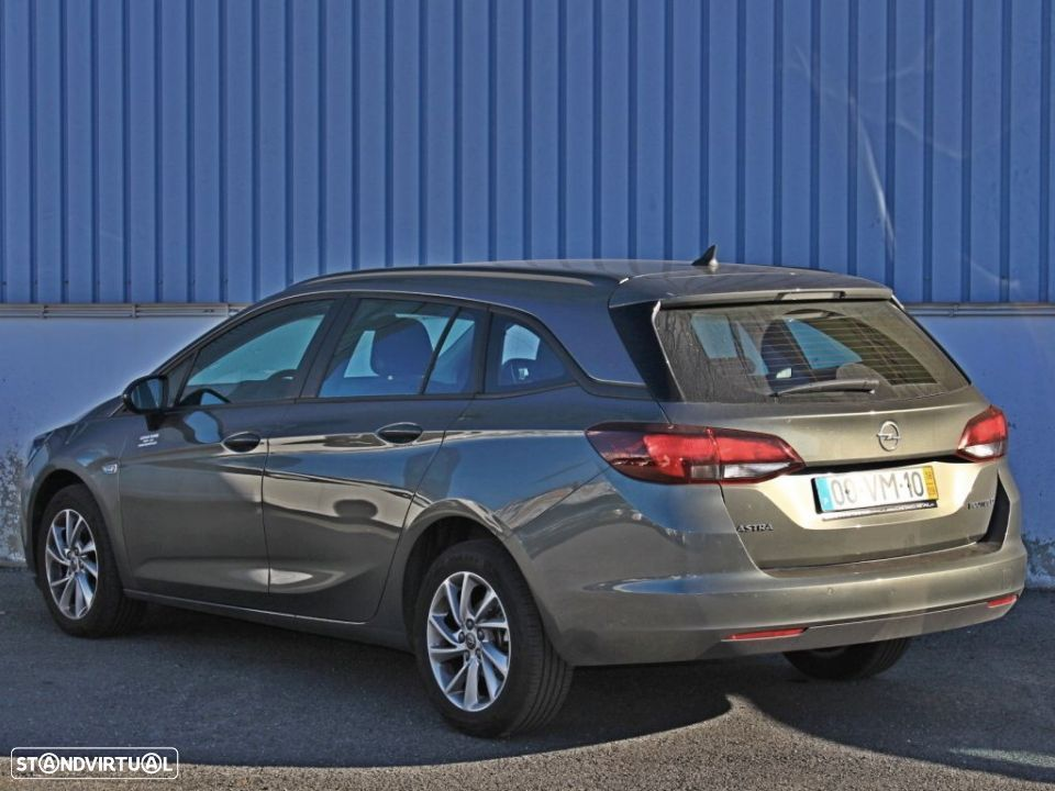 Opel Astra Sports Tourer 1.6 Turbo D 110cv S/S Busi. Edition - 2