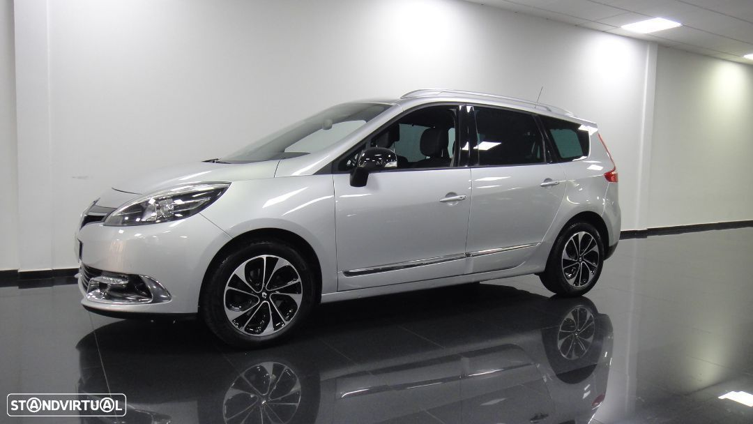 Renault Grand Scénic 1.6 DCI BOSE ENERGY - 1