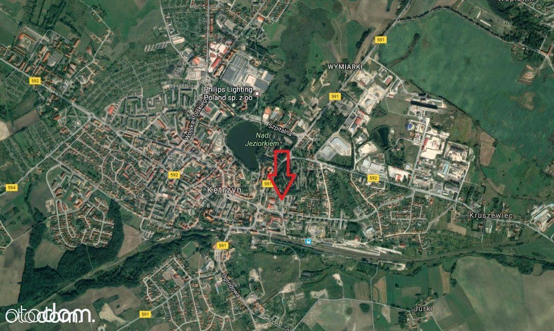 Działka na sprzedaż, Kętrzyn, kętrzyński, warmińsko-mazurskie - Foto 2