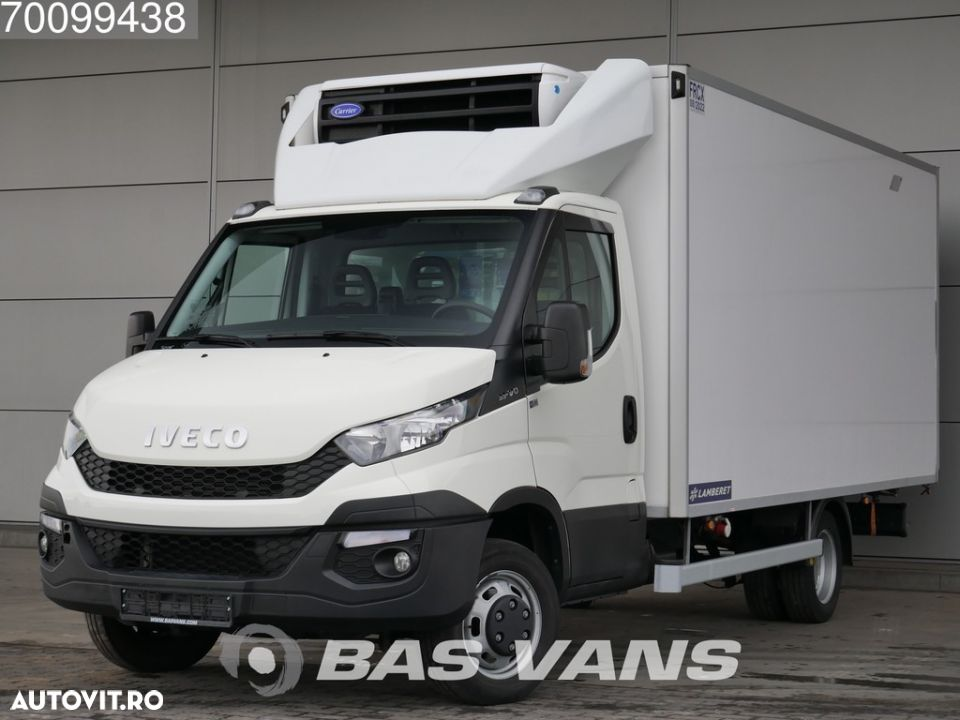 Iveco Daily 35C17 3.0 Koelwagen / Vries -20*C Dag / Nacht 17m3 Airco Cruise - 1