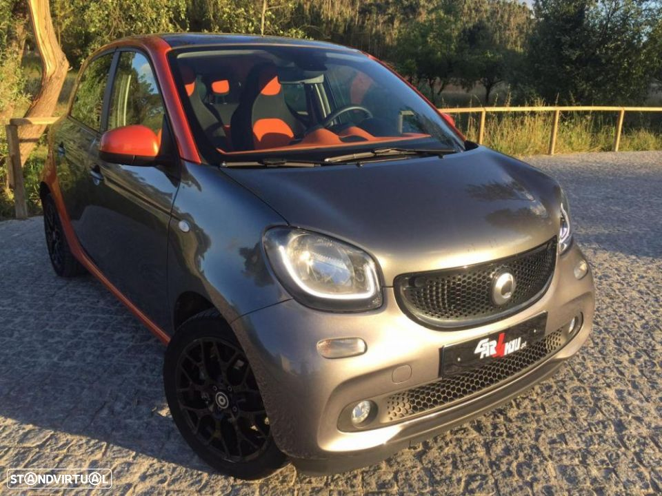 Smart ForFour 1.0 edition 1 71 - 1