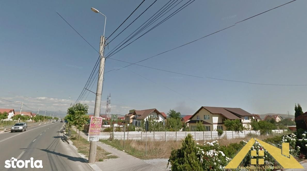 Teren de Vanzare, Alba (judet), Alba Iulia - Foto 1