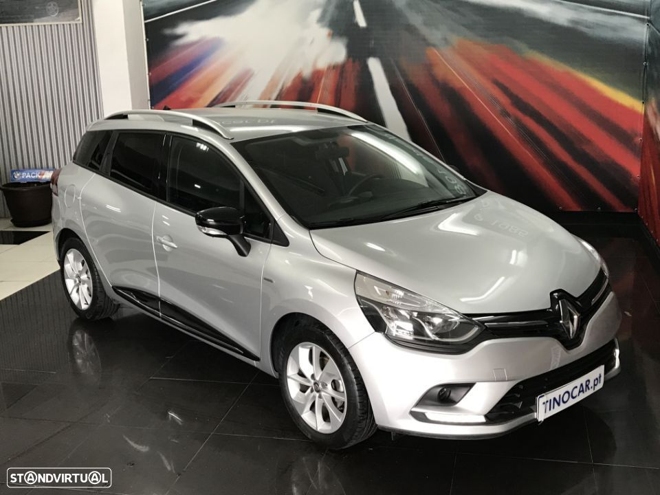 Renault Clio Sport Tourer 0.9 TCe Limited GPS - 1
