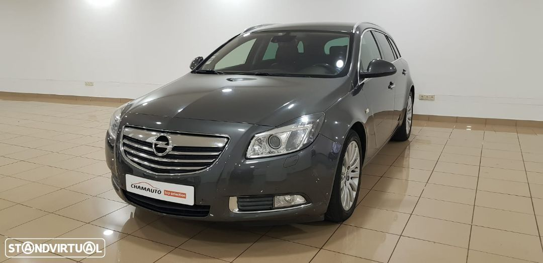 Opel Insignia Sports Tourer Cosmo - 10