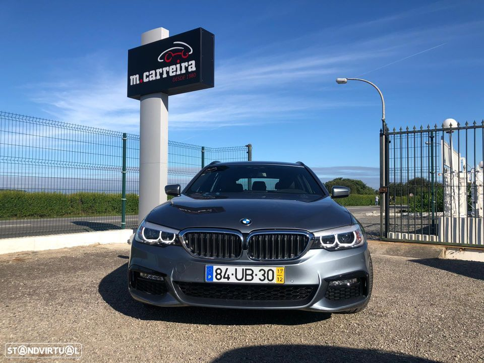BMW 520 d Touring Pack M - 5
