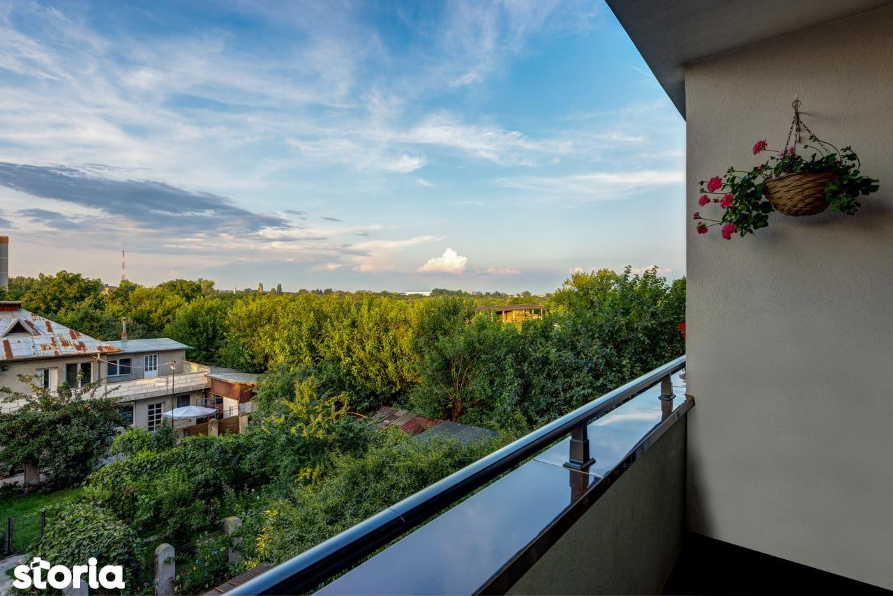 Apartament de inchiriat, București (judet), Șoseaua Gheorghe Ionescu Sisești - Foto 10