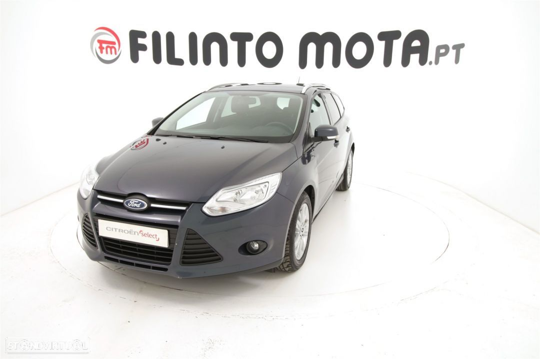 Ford Focus SW 1.6 TDCi Trend Easy - 26