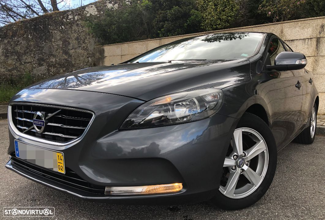 Volvo V40 1.6 D2 Eco Kinetic - 1