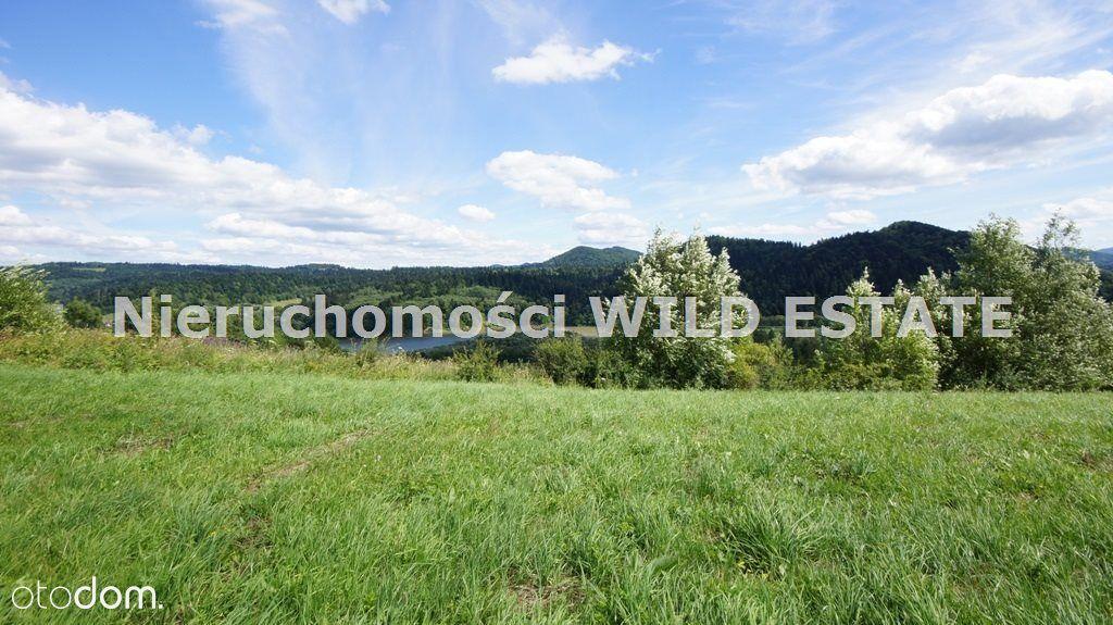 Działka na sprzedaż, Wołkowyja, leski, podkarpackie - Foto 5