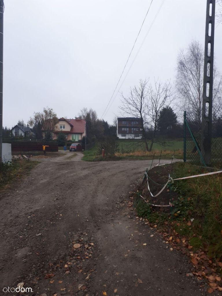 Działka na sprzedaż, Sygneczów, wielicki, małopolskie - Foto 4