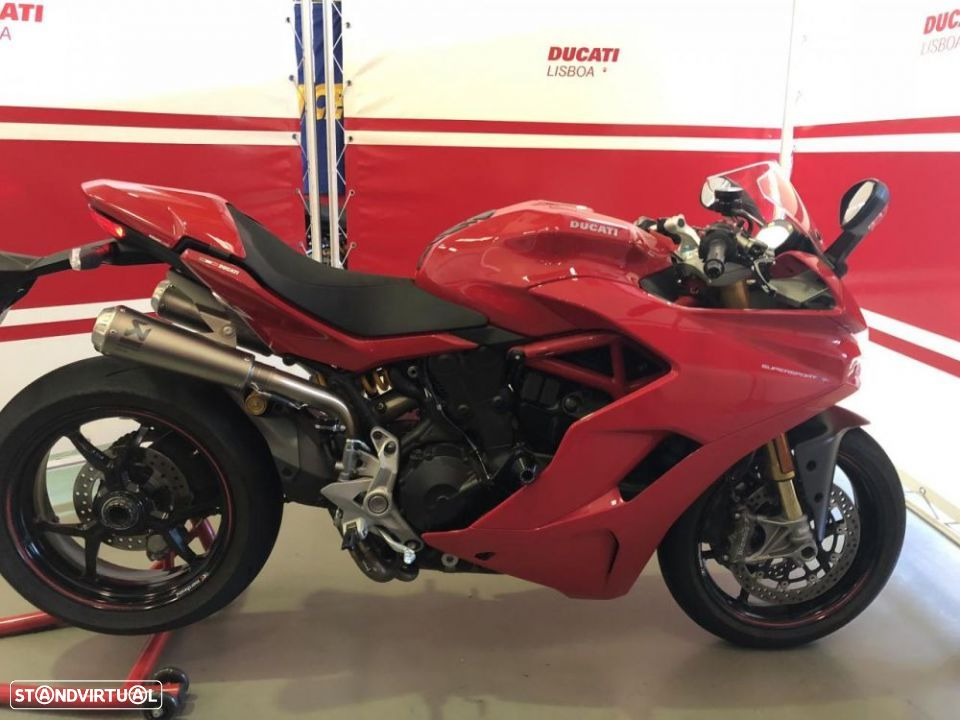 Ducati SS  SUPERSPORT S - 22