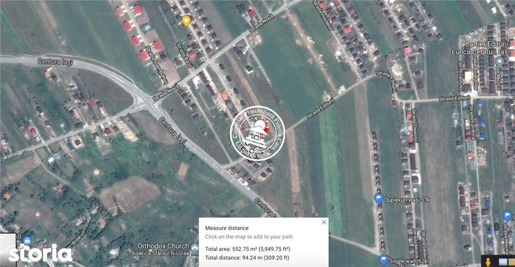 Teren de Vanzare, Iași (judet), Iaşi - Foto 1