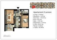 Apartament de vanzare, Ilfov (judet), Popeşti-Leordeni - Foto 1