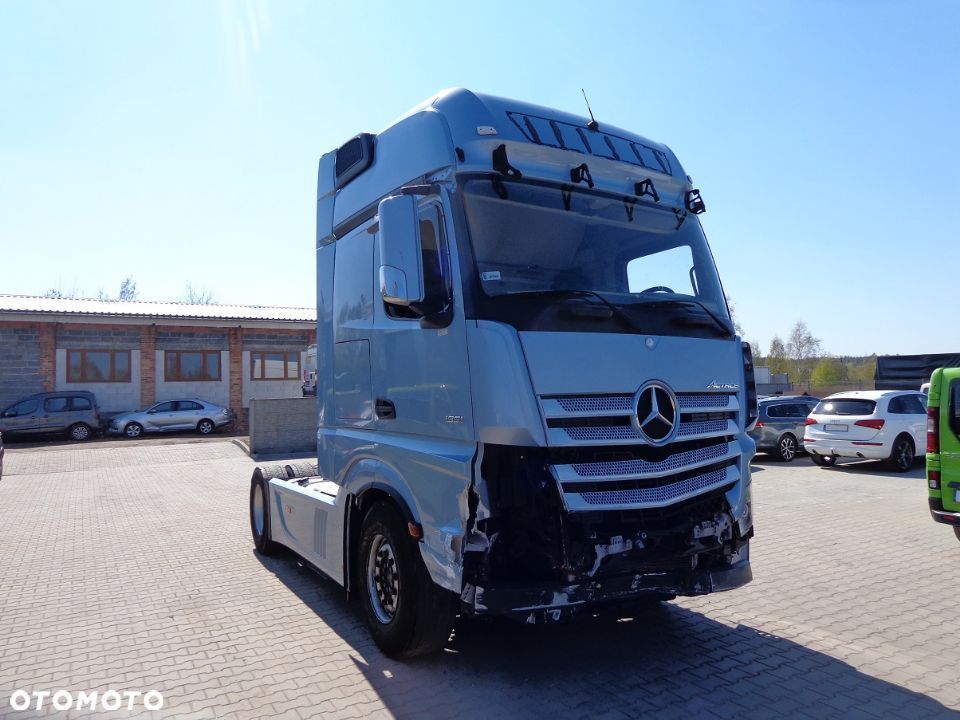 Mercedes-Benz Actros 18.51  Euro 6 LIFT Salon Polska Cena brutto!!! - 1