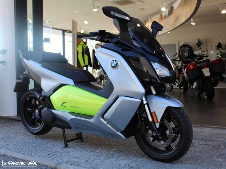 BMW C Evolution (0C03) - 6