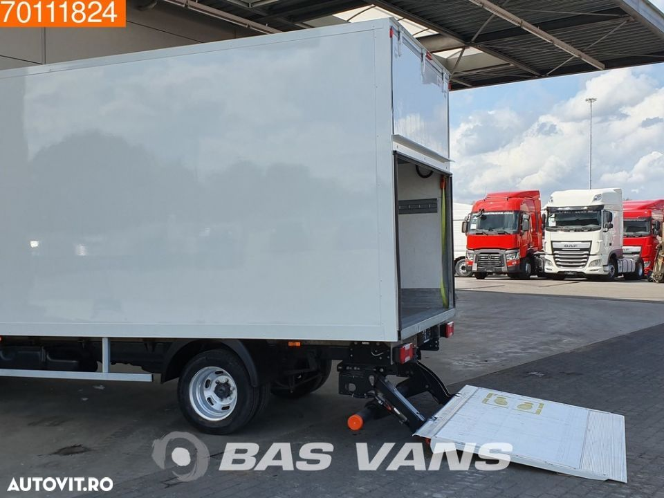 Iveco Daily 35C16 160pk Bakwagen Laadklep Koffer LBW 19m3 Airco Cruise - 6