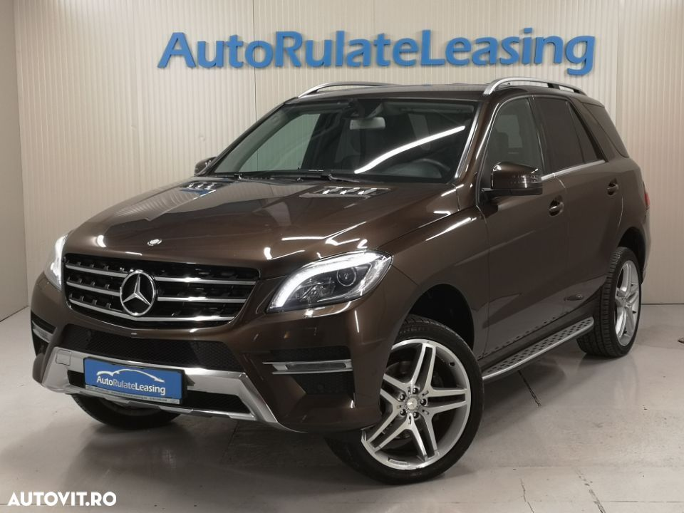 Mercedes-Benz M ML - 28