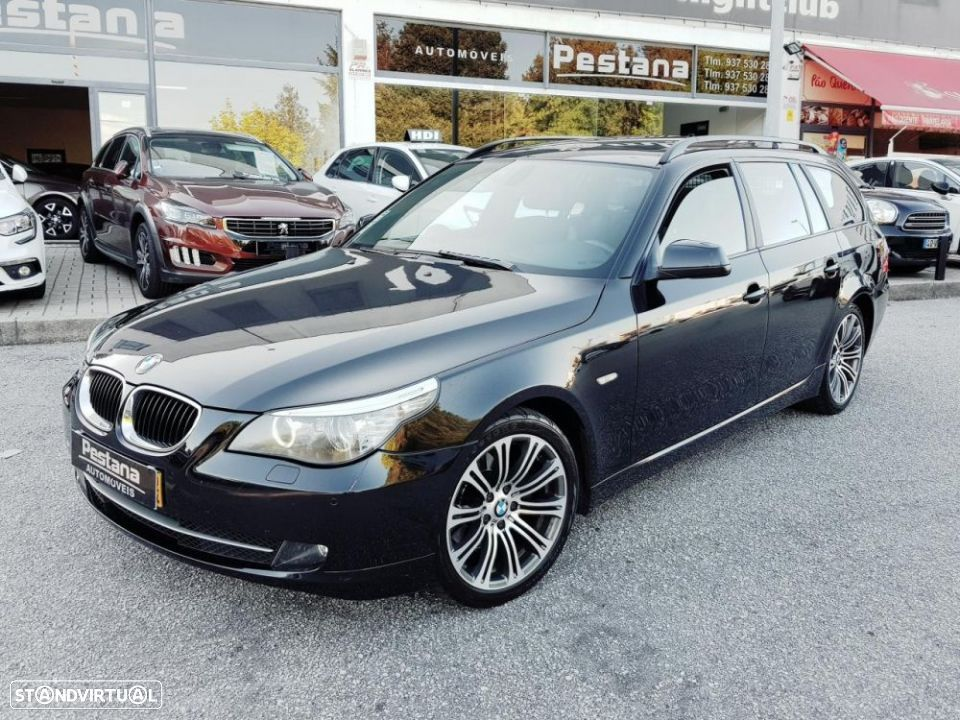 BMW 520 d Touring Edition (177cv,5p) - 1
