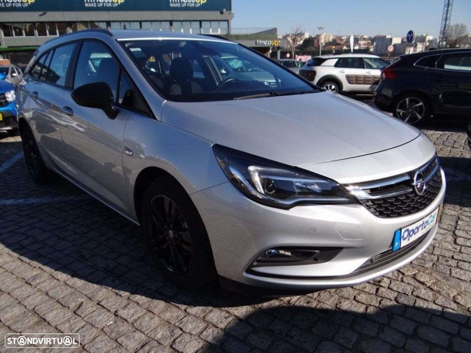 Opel Astra Sports Tourer astra st 1.6 cdti edition s/s - 1