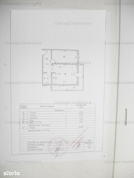 Apartament de vanzare, Ilfov (judet), Strada Uranus - Foto 11