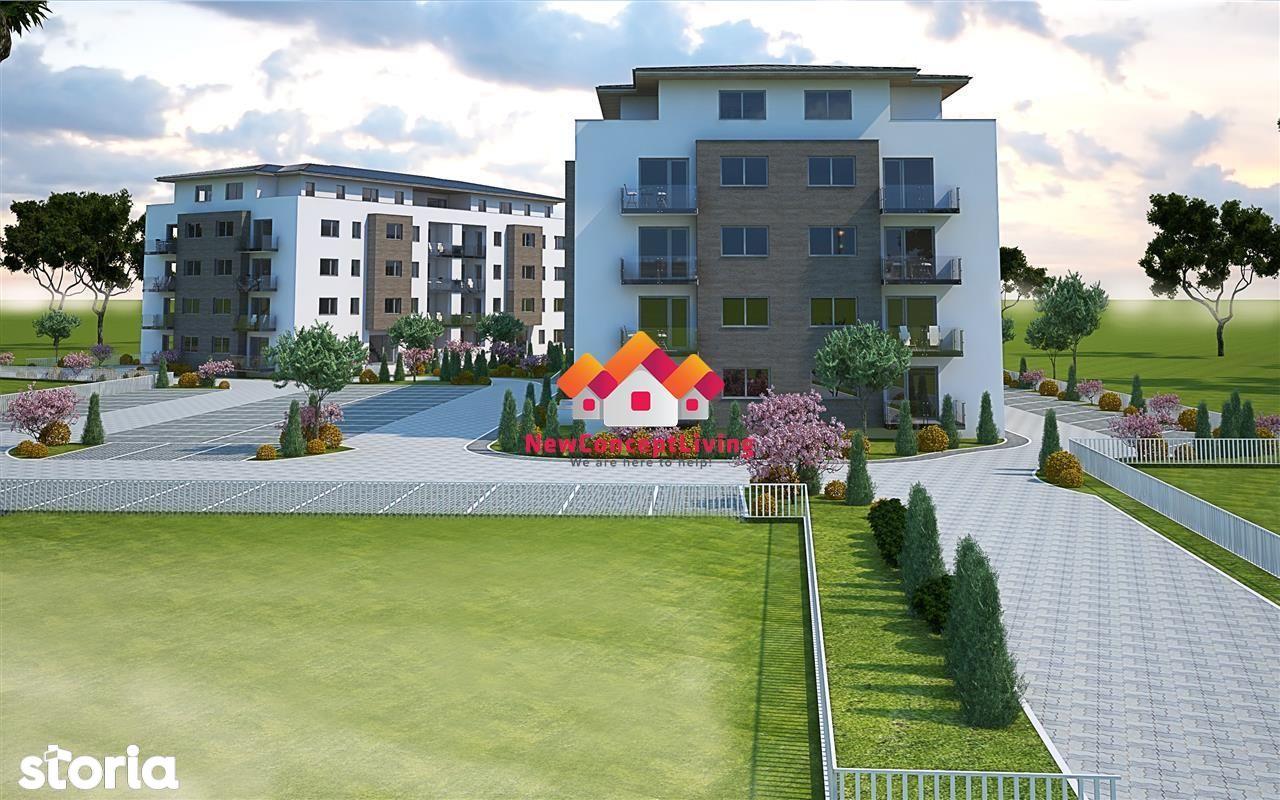 Apartament de vanzare, Sibiu, Piata Cluj - Foto 6