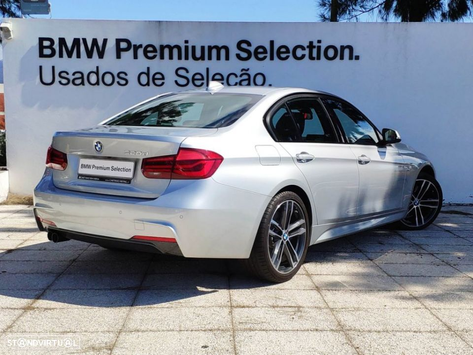 BMW 320 d Auto Pack Shadow - 2