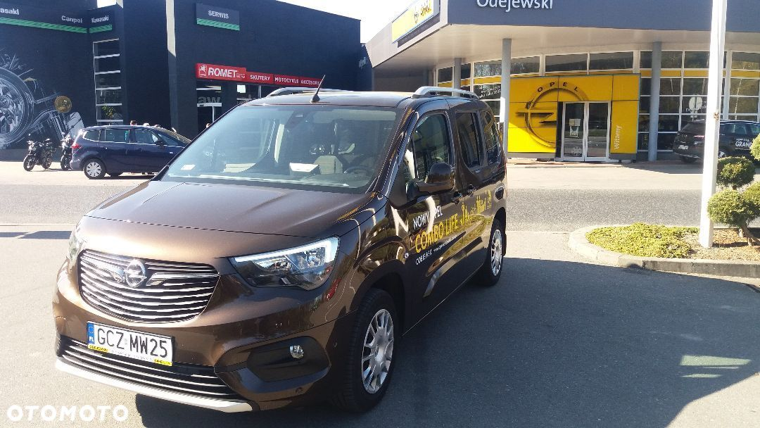 Opel Combo Combo Life Elite panorama dach auto dealerskie - 17