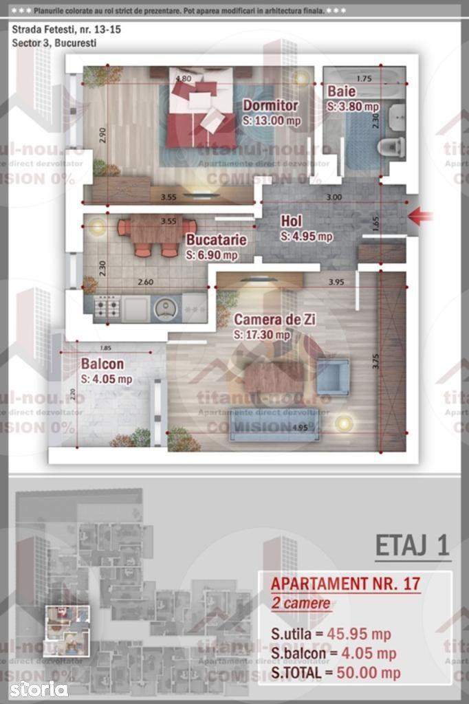 Apartament de vanzare, București (judet), Aleea Cîndrelu - Foto 1