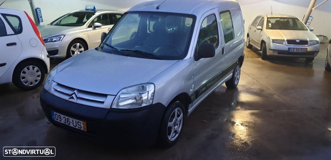 Citroën Berlingo 1.9 - 1