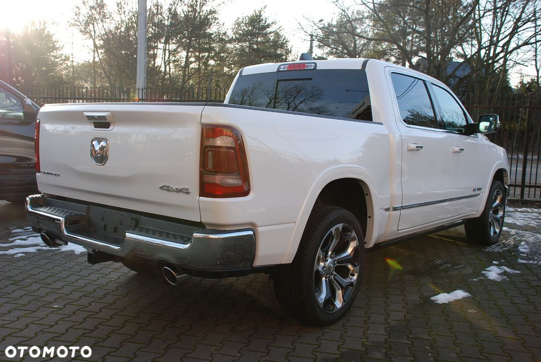 RAM 1500 Nowy! Model 2019! 5,7 V8 HEMI! Limited! Od Dealera! od ręki! - 3