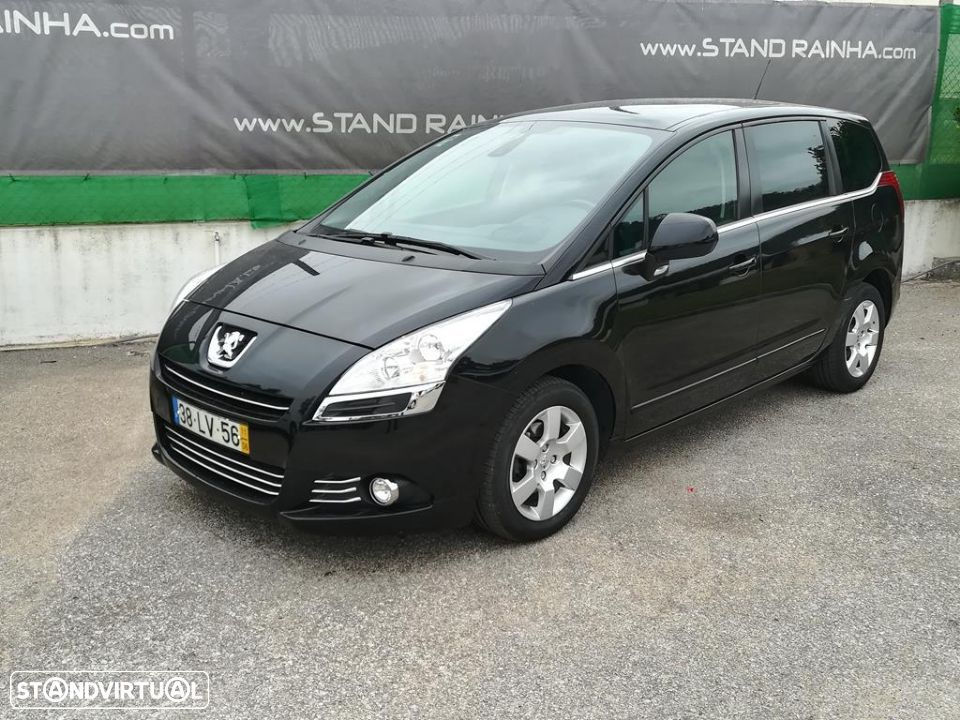 Peugeot 5008 1.6 HDI TECH-MOTION EXECUTIVE (209€/ Mes) - 1