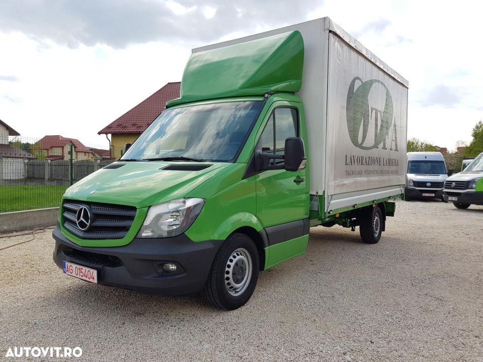 Mercedes-Benz Sprinter 316 CDI -- EURO 6 - 2