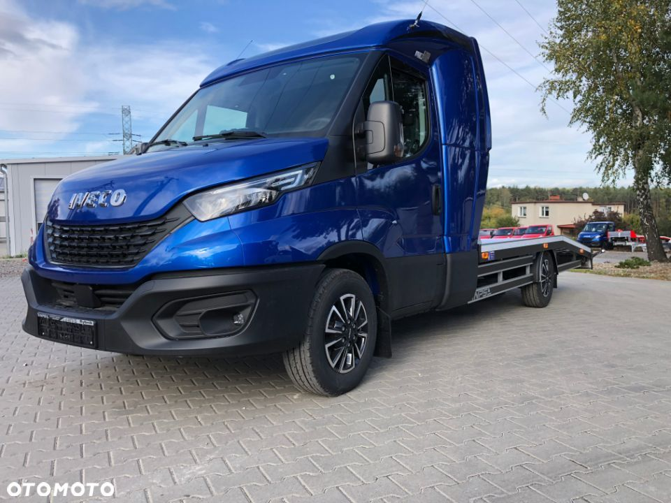 Iveco Daily  NOWY MODEL 2019 35S18HP Laweta LED 3,5t na haku Tacho - 10