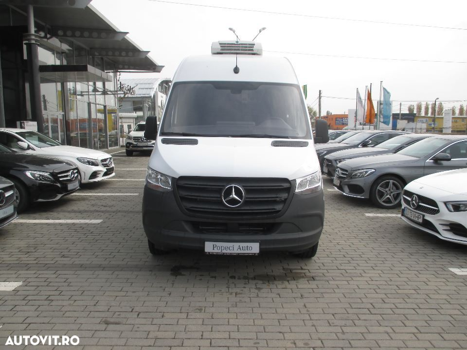 Mercedes-Benz Sprinter 316 cdi Furgon Lung - 1