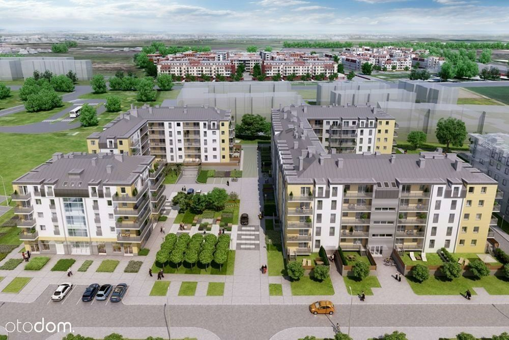 Mieszkanie na sprzedaż, Wrocław, Jagodno - Foto 4