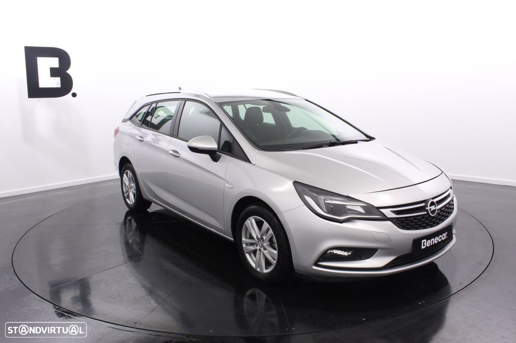 Opel Astra Sports Tourer 1.6 CDTi Edition GPS / Pack Active - 11