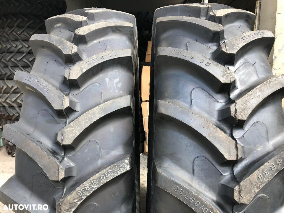 Anvelope noi 520/85R38 pt tractor new holland 20.8R38 FIat - 1