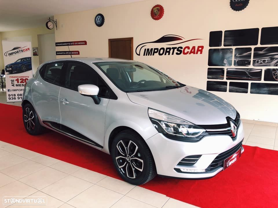 Renault Clio 0.9TCE LIMITED EDITION - 1