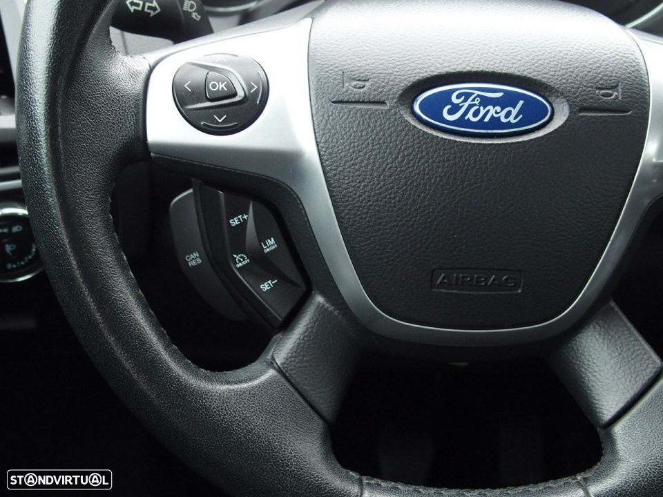Ford Focus SW 1.6 TDCI Trend Econetic - 17