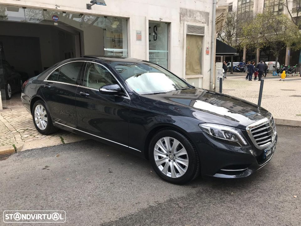 Mercedes-Benz S 350 D  BLUETEC - 1