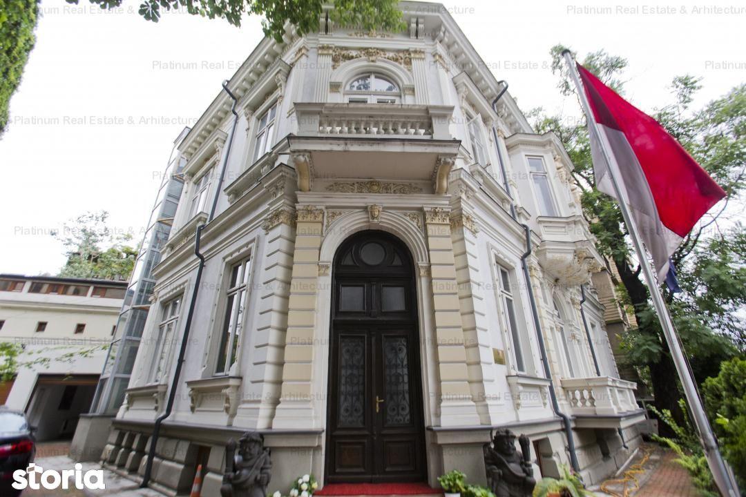 Casa de inchiriat, București (judet), Bulevardul Lascăr Catargiu - Foto 12