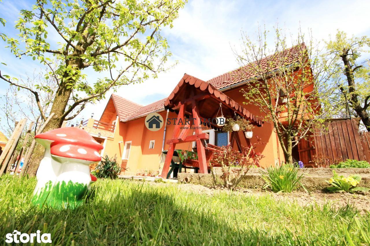 Casa de vanzare, Timisu de Jos, Brasov - Foto 1