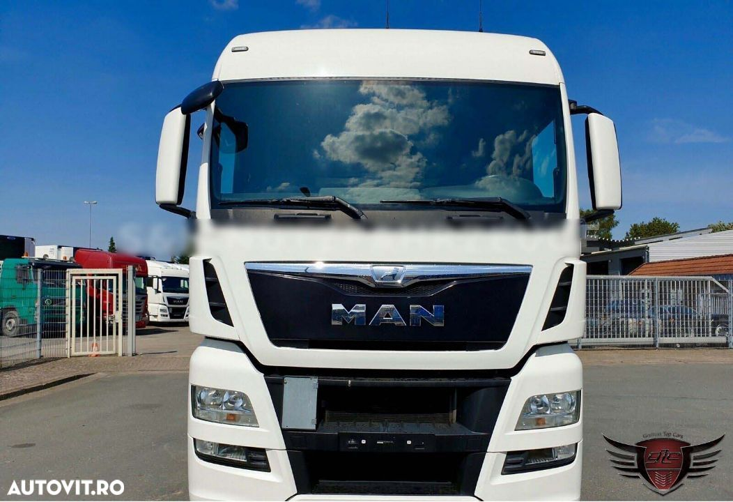 MAN TGX 18.440 EURO 6 2015 Nr. Int 10824 Leasing - 1