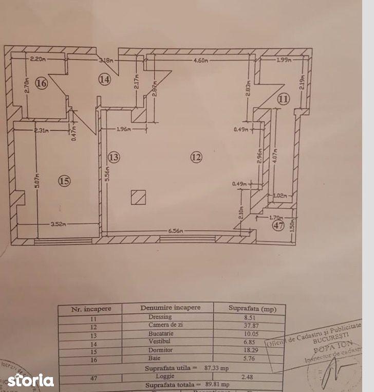 Apartament de inchiriat, Bucuresti, Sectorul 1, Nordului - Foto 13
