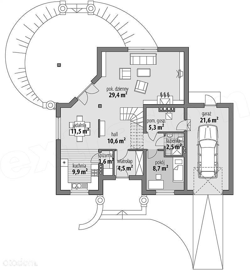 Dom na sprzedaż, Tuchola, tucholski, kujawsko-pomorskie - Foto 11