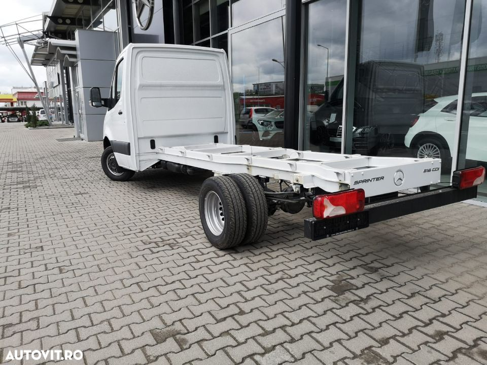 Mercedes-Benz Sprinter 516 Detarat 3.5T - 12