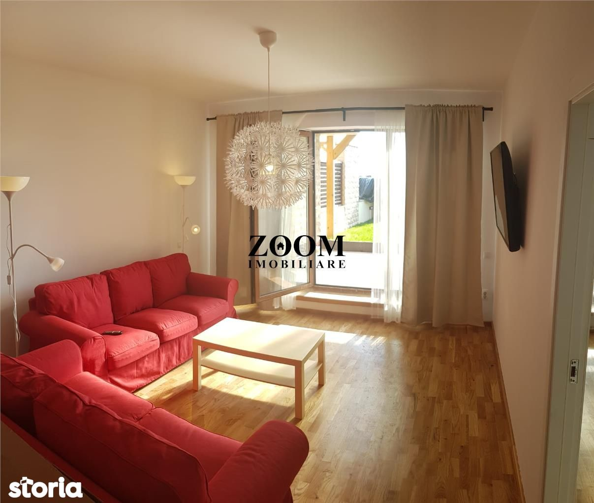 Apartament de inchiriat, Cluj (judet), Strada Virgil Onțiu - Foto 8