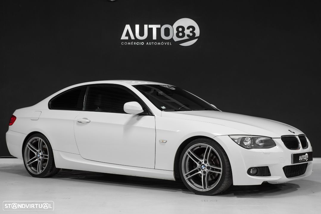 BMW 320 D Coupe Pack M - 1