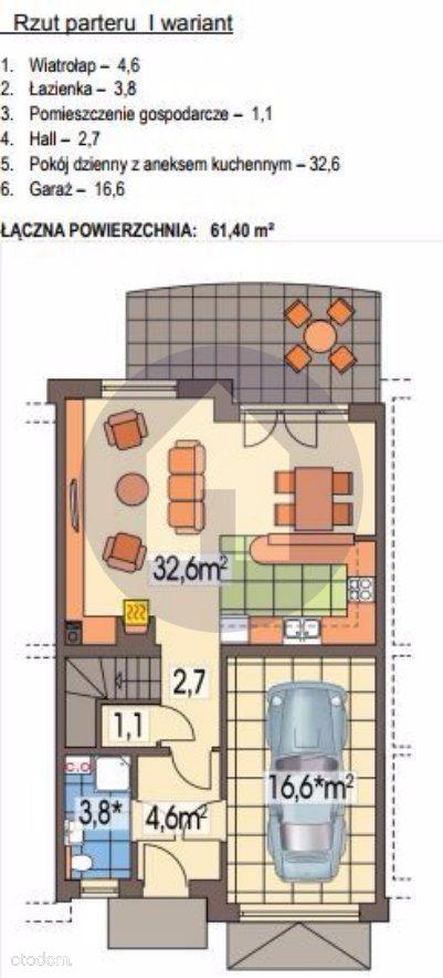 Dom na sprzedaż, Pszenno, świdnicki, dolnośląskie - Foto 3