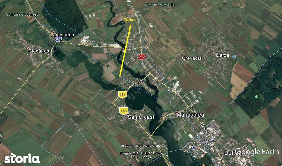 Teren de Vanzare, Dâmbovița (judet), Titu - Foto 2